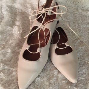 H&M Pointed Flats w/Straps